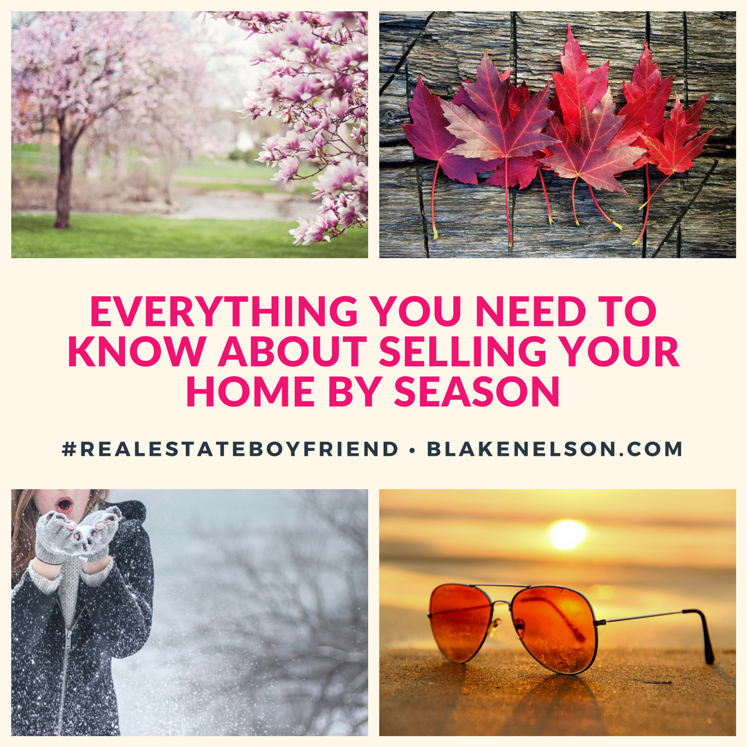 what you need to know about selling your home by season