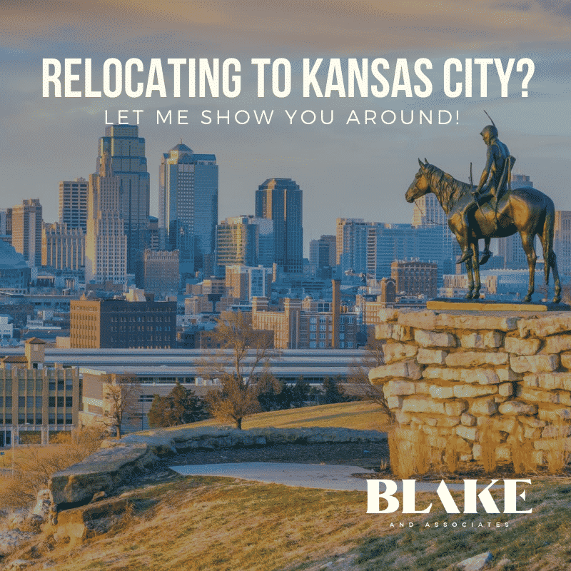 Relocating to Kansas City? Let me show you around!