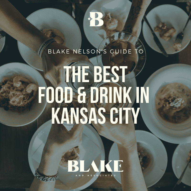 best food and drink in KC