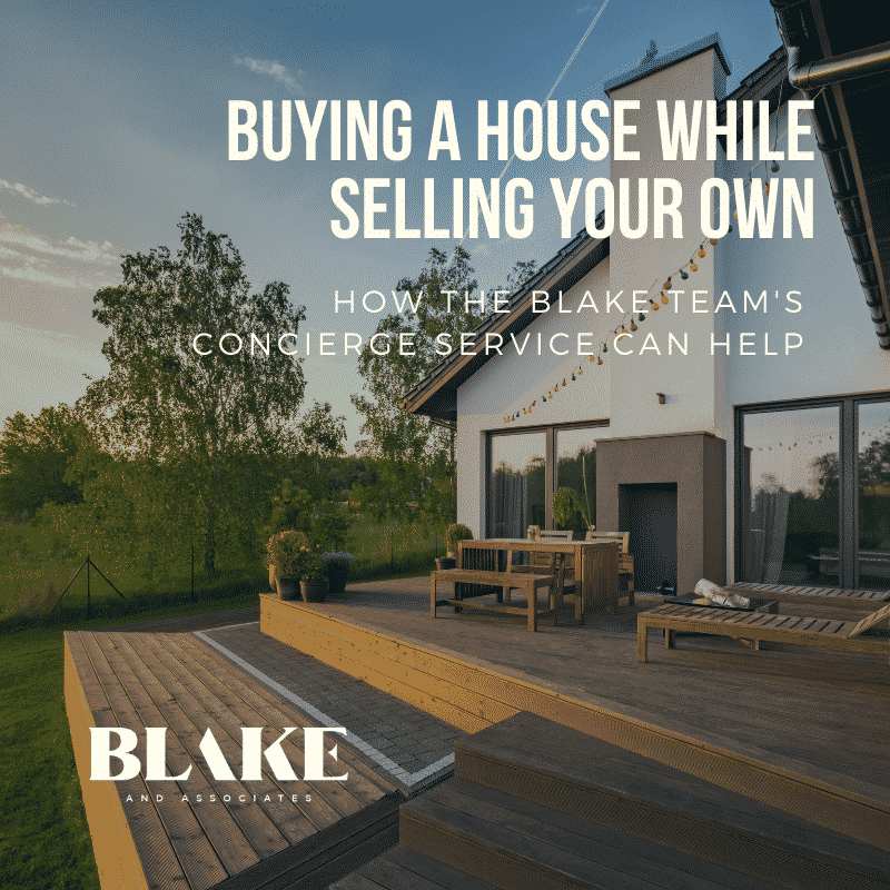 Buying a House While Selling Your Own