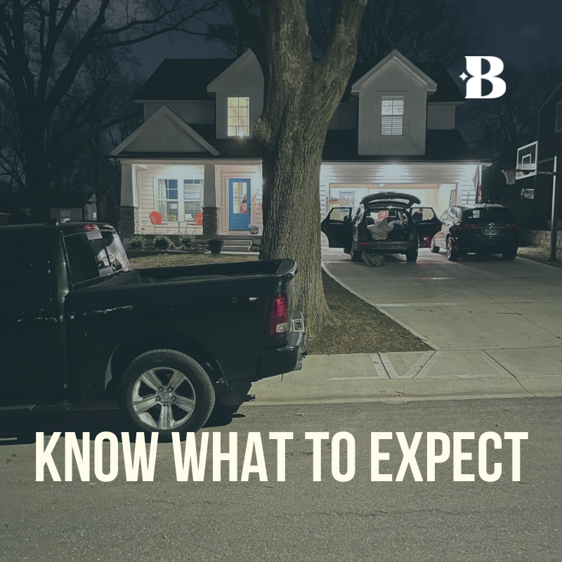 Know what to expect